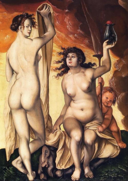 Коллекция работ художника Ханса Бальдунга (492 работ)