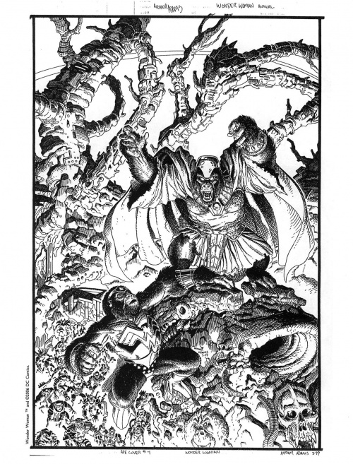 Modern Masters Volume 6: Arthur Adams (131 работ)