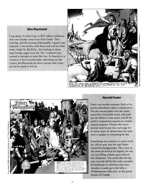 Modern Masters Volume 5: J.L. Garcia Lopez (120 работ)