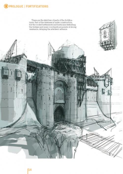 The Witcher 2. Assassins of Kings. Artbook (196 работ)