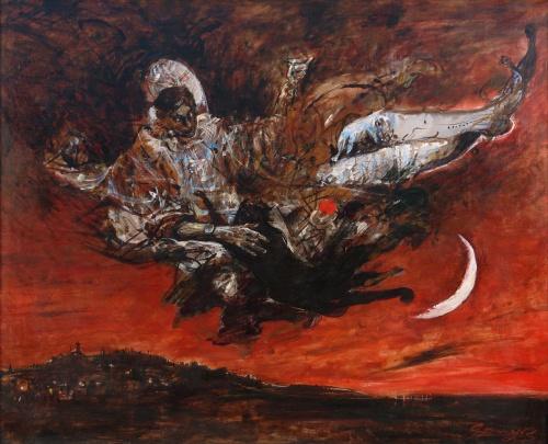 Художник Андрей Смоляк (198 работ)