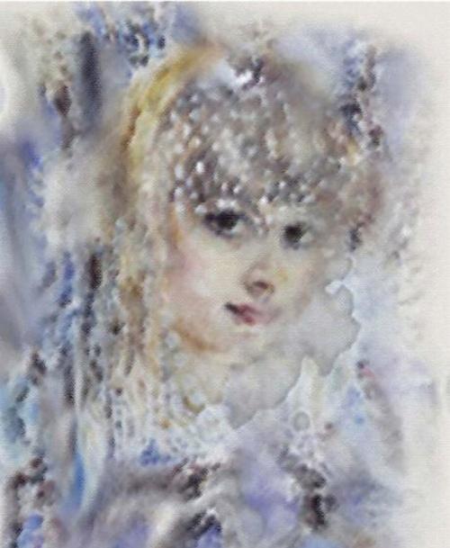 Художник Светлана Ляховецкая (90 работ)