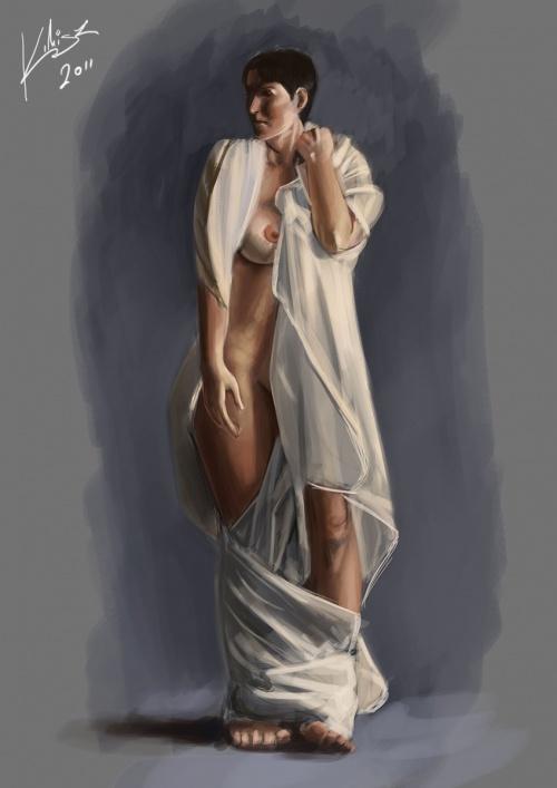 Работы художника Felipe Kimio (80 работ)