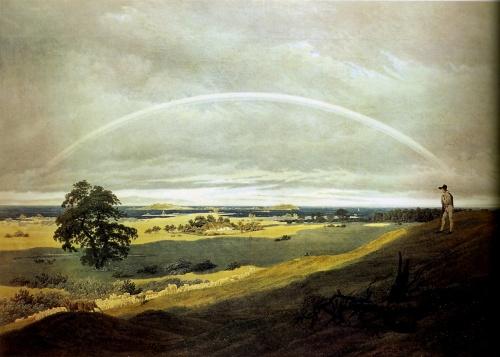 Коллекция работ художника Каспара Давида Фридриха (309 работ)