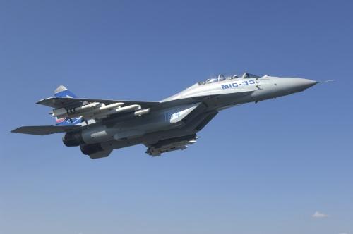Российский истребитель МиГ-35 (25 фото)
