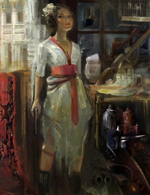 Jane Chen (21 работ)