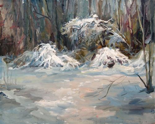Коллекция работ художника Мариса Халилова (44 работ)