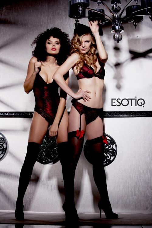 Esotiq Lingerie Photoshoot (57 фото)