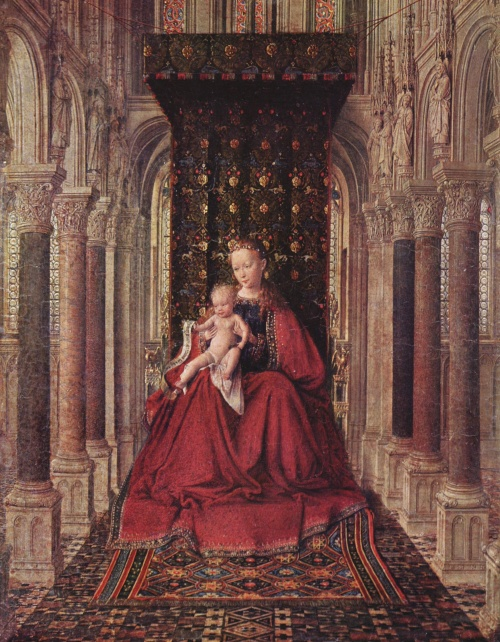 Artworks by Jan van Eyck (102 работ)