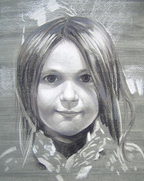 Графика Сергея Качина (75 работ)