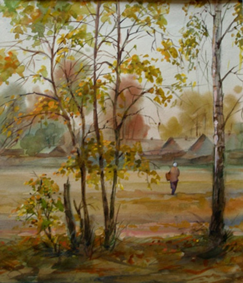 Коллекция работ художника Сергея Теплова (119 работ)