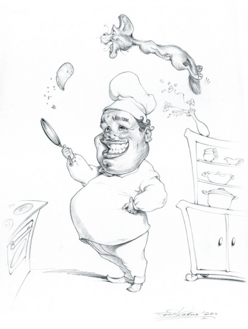 Иллюстратор Павел Коржавин (186 работ)