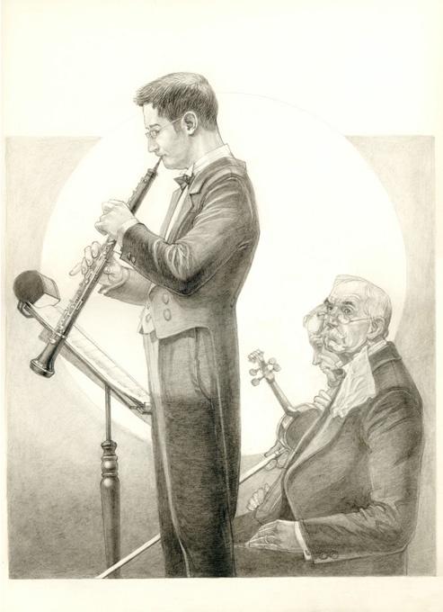 Иллюстратор Анатолий Пустовит (225 работ)