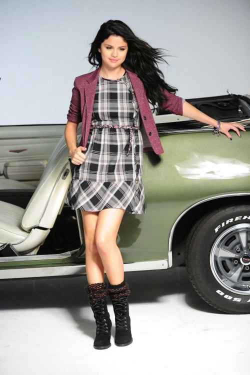 Selena Gomez - Dream Out Loud Fall Photoshoot 2012 (35 фото)