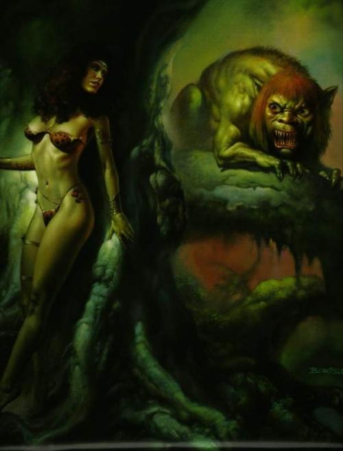Сборник картин Borisа Valegio (251 работ)