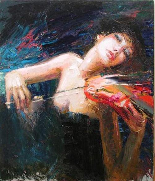 Работы художника Мстислава Павлова (123 работ)