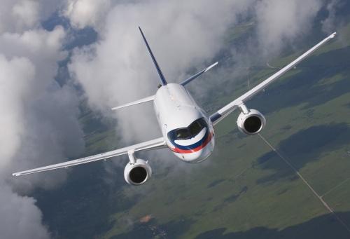 Sukhoi SuperJet-100 (48 фото)
