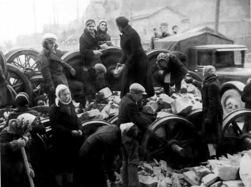 Фото: «Блокада Ленинграда» (127 фото)
