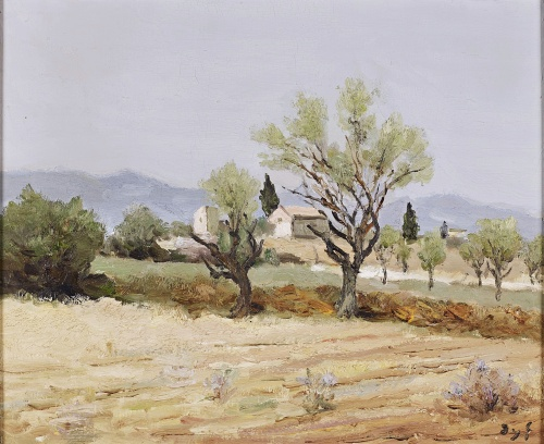 Живопись - Творчество Марселя Дифа (249 работ)