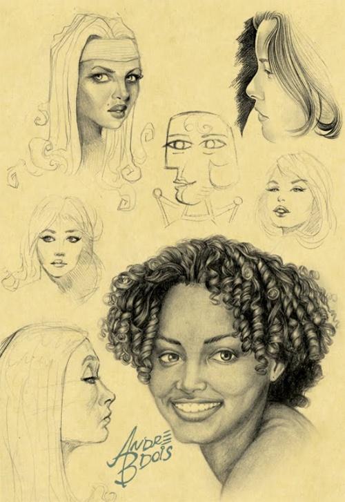 Картины Андре Бройса (73 работ)