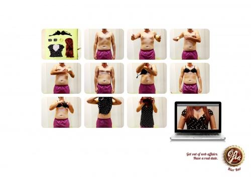 Юморная реклама в фотографиях (100 фото)