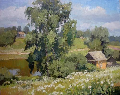 Художник Дмитрий Самодранов (47 работ)