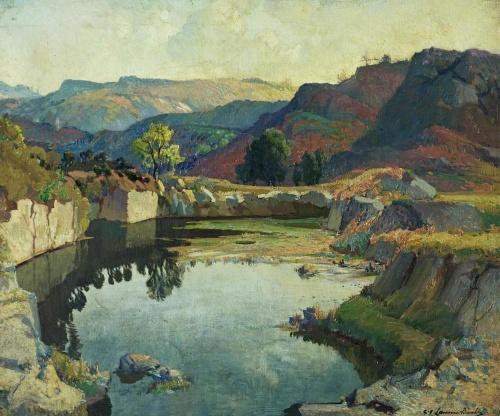 Живопись - Творчество Samuel John Birch (160 работ)