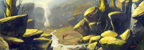 Мин Хао Фенг (Min Hao Feng) - китайский аниме иллюстратор (ник phoenix-feng) (80 работ)