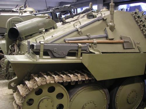 Фотообзор - немецкая САУ Panzerjager G13 (32 фото)