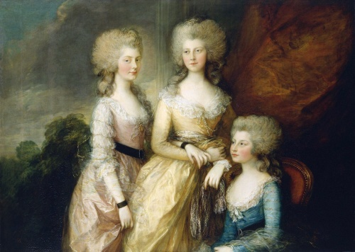 Artworks by Thomas Gainsborough (158 работ)