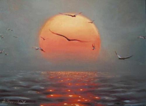 Работы Сарычева Александра (Природа) (28 работ)