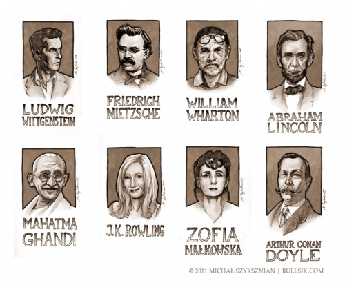 Коллекция работ художника Michal Szyksznian (141 работ)