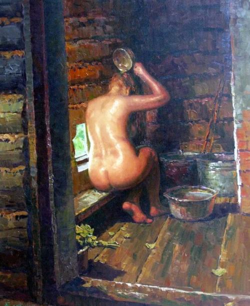 Русский стиль Евгения Балакшина (53 работ)
