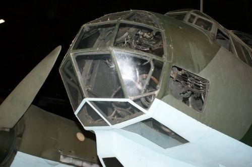 Фотообзор - немецкий средний бомбардировщик Ju 88D (22 фото)