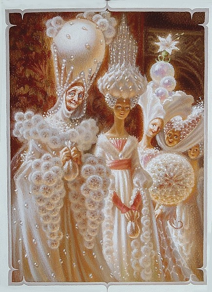 Иллюстратор Anatoliy Prilepsky (17 работ)