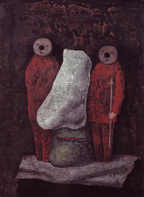 Stasys Eidrigevicius (24 работ)