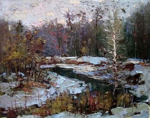Коллекция работ художника Андрея Мишагина (173 работ)