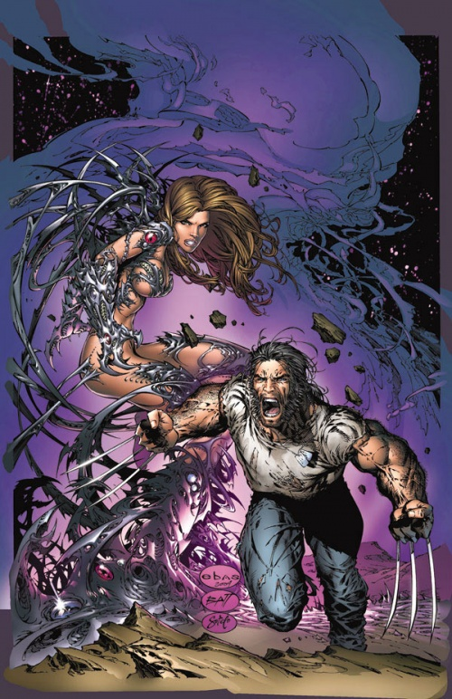 Работы художника-комиксиста Eric Basaldua (65 работ)