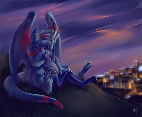 Artworks purplekecleon by Melanie (396 работ)