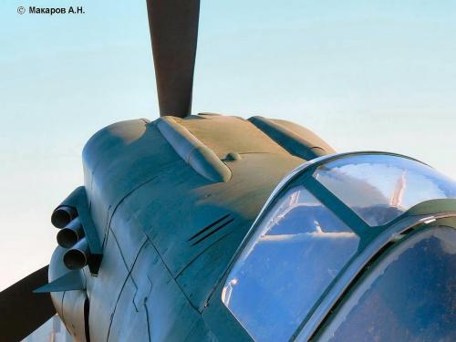 Фотообзор - советский истребитель МИГ-3 (29 фото)