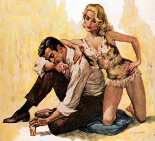 Художник - иллюстратор Charles Copeland (95 работ)