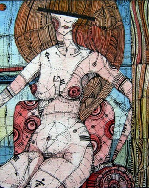 Коллекция работ художника Александра Кобяка (48 работ)