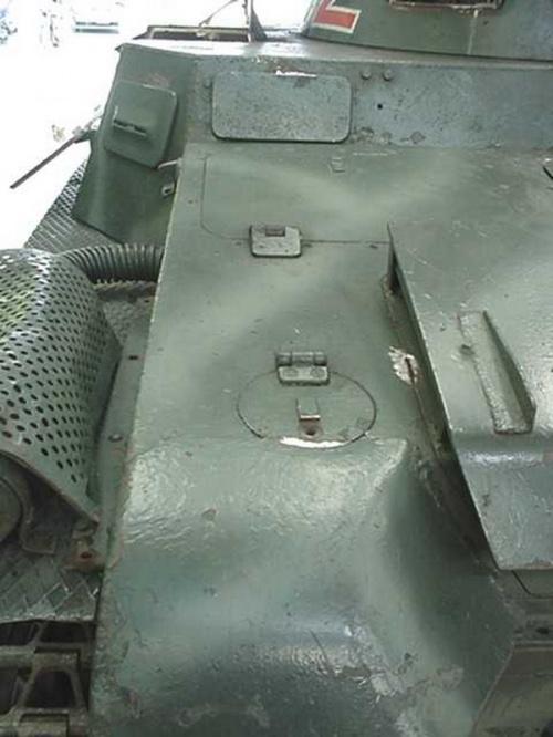 Немецкий легкий танк Panzer I AUSF A (142 фото)