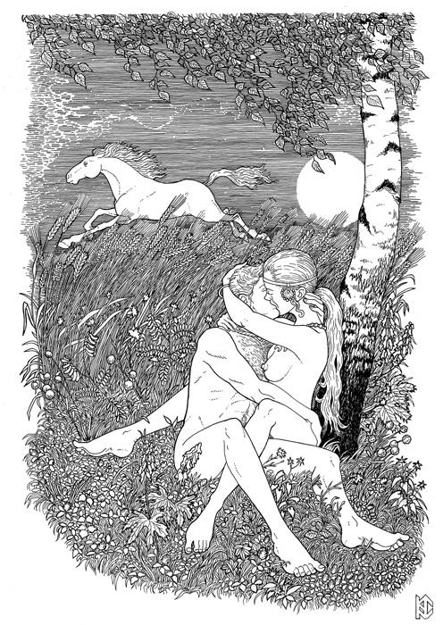 Работы художника Николая Фомина (130 работ)