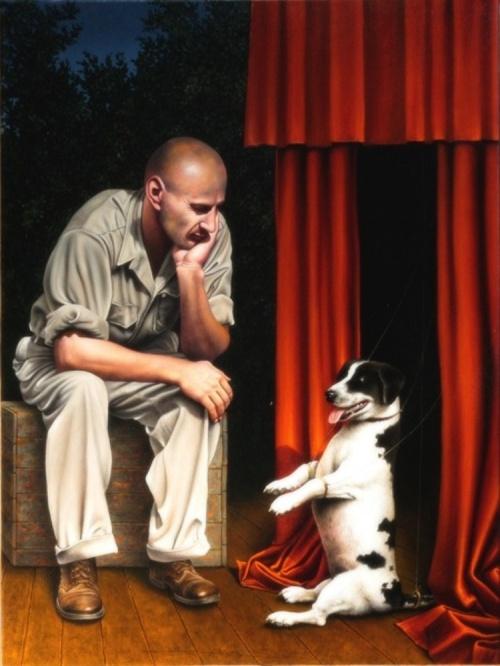 Эксцентричные картины Jorge Santos (120 работ)