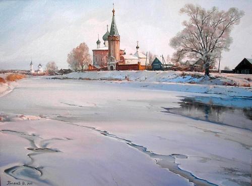 Работы художника Палачева Вячеслава (71 работ)