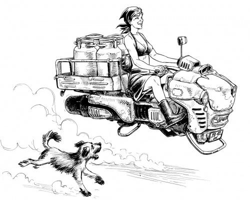 Иллюстратор Alexey Lipatov (73 работ)