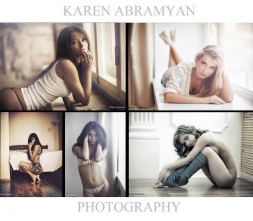 Фотоработы Карена Абрамяна (300 фото)