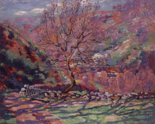 The Art of Armand Guillaumin (341 работ)