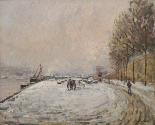 The Art of Armand Guillaumin (341 работ)